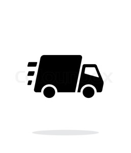 11938474-fast-delivery-truck-icon-on-white-background